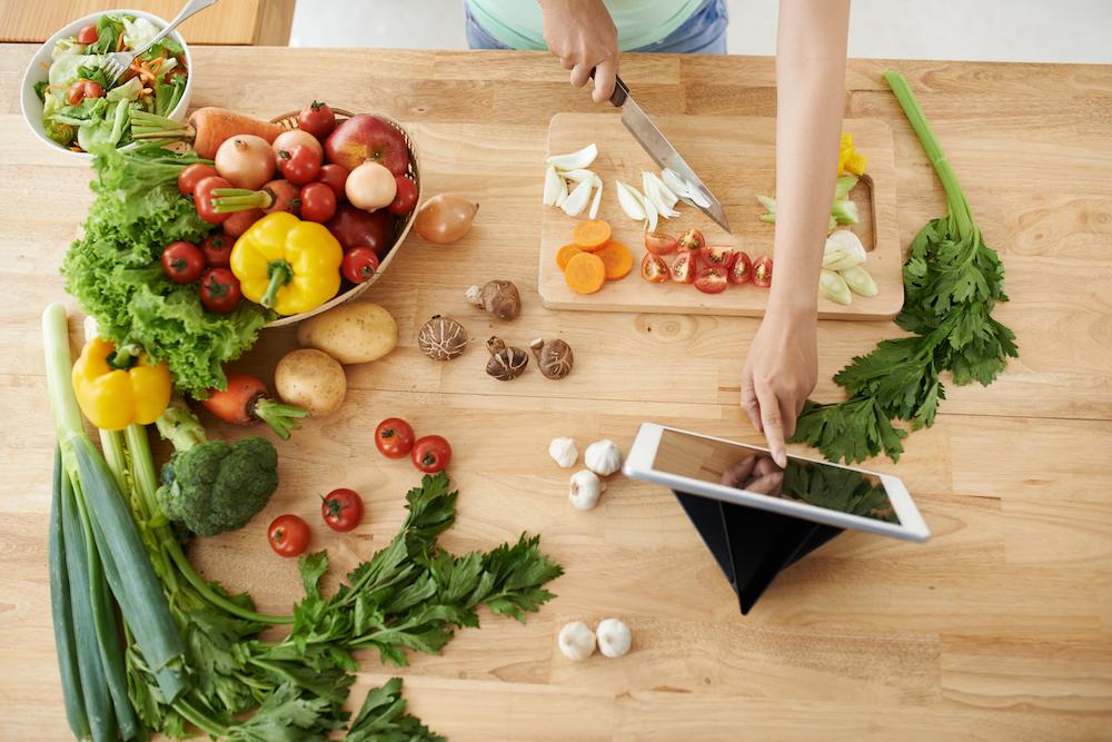 Gå ned i vekt med en kostholdsplan