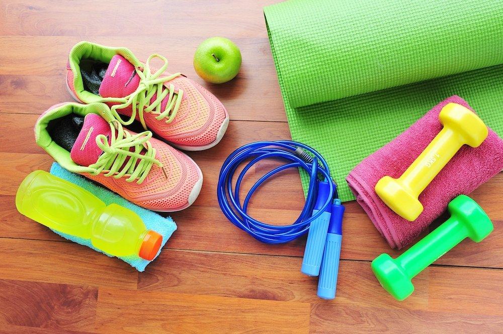 Treningsverktøy for trening hjemme