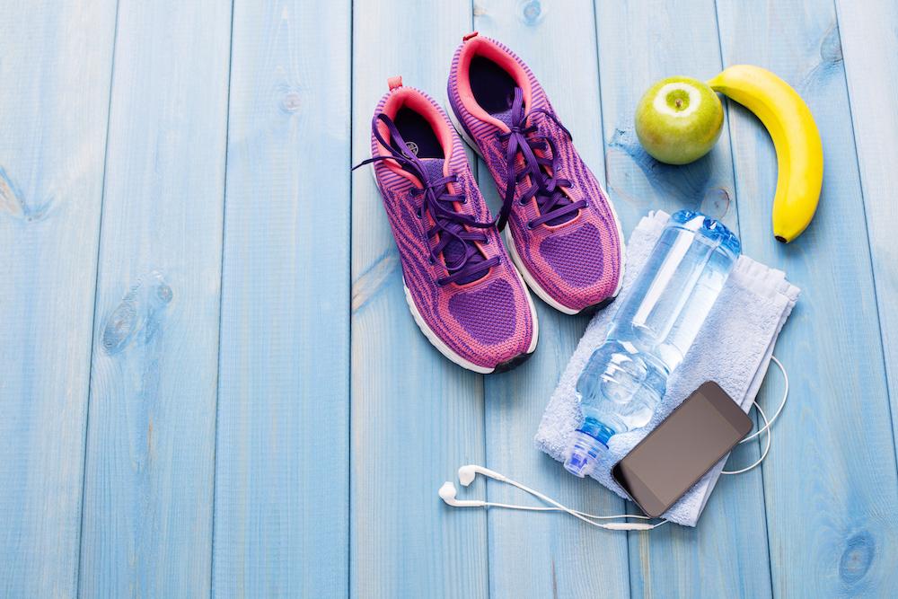 Gå ned i vekt på en sunn måte